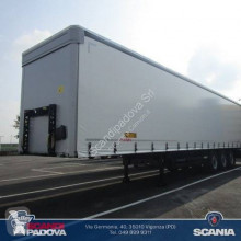 Kögel tautliner semi-trailer Cargo