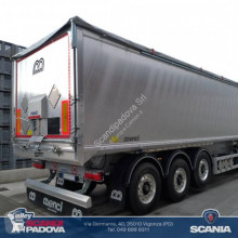 Menci SA105R semi-trailer new tipper