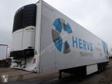 Schmitz Cargobull Carrier Vector Multitemp, dual temp, LBW, Taillift Alu bodem, 270 cm Hoch, Trennwand, semi-trailer used mono temperature refrigerated