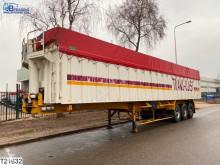 Benalu kipper Steel suspension, 64 M3 semi-trailer used self discharger