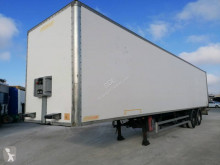 Fruehauf semi-trailer used plywood box