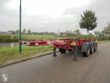 Schmitz Cargobull半挂车 3-Axle 20FT Chassis / BPW Axles / NL Trailer 集装箱运输车 二手