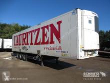 Schmitz Cargobull Tiefkühlkoffer Standard semi-trailer used insulated