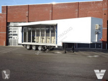 Semi Pacton Promotie trailer - Show trailer - New interior - Bar - Audio - Complete new interior
