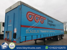 Kel-Berg S35-3 semi-trailer used tautliner