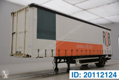 Netam Tautliner semi-trailer used tautliner