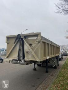 Sættevogn Trailor TIPPER (STEEL SUSPENSION) ske brugt