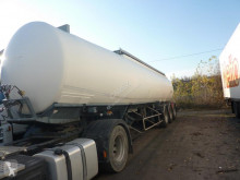 Trailor Non spécifié semi-trailer used oil/fuel tanker