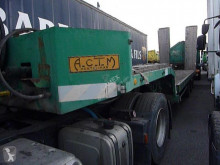 ACTM S33215 semi-trailer used heavy equipment transport