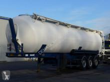 Semitrailer Spitzer S27D*60.000L*Alufelgen*Kippsil tank pulverformig begagnad