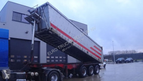 BPW-AXLES / DRUM BRAKES / FREINES TAMBOUR / CHASSIS from STEEL / TIPPER from ALU) semi-trailer used tipper
