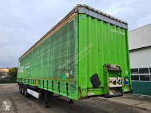 Schuifzeil + Schuifdak Anti diefstal zeil, Rongen semi-trailer used tautliner