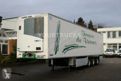 Chereau refrigerated semi-trailer Thermo King TK SLX 400/Fleisch/Meat/Viande/ATP !