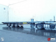 Trailer Samro Oplegger 20-40-45m2 containers tweedehands containersysteem