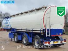 Semirimorchio Welgro 97WSL 43-32 28 Ton ( 10 Comp ) 2x Lenkachse cisterna usato