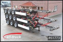 Sættevogn chassis Schmitz Cargobull 3 er Paket Multi 20 bis 45 , Front + Heckauszug