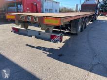 Sættevogn Benalu Non spécifié flatbed brugt