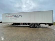 Semirimorchio furgone Trouillet Semi-remorque Fourgon 2 Essieux 32T