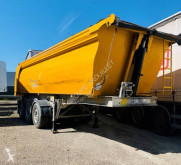 Stas Semi-remorque Benne semi-trailer used construction dump