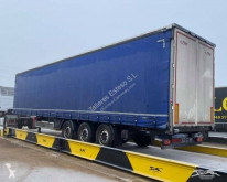 Fliegl TAULINER semi-trailer used tautliner