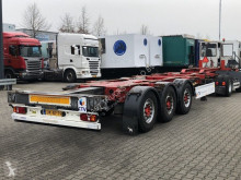 Schmitz Cargobull SCF 24 G MX / SAF-DISC semi-trailer used container