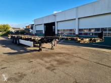 Semi remorque porte containers Krone Container Chassis 45ft. / Multi / 2x uitschuifbaar (Voor / Achter)
