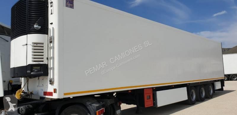 View images Leciñena SRG 3ED Lamberet semi-trailer