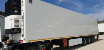 Leciñena SRG 3ED Lamberet semi-trailer used mono temperature refrigerated