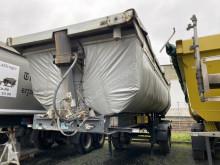 Schwarzmüller tipper semi-trailer HKS 2/E-S1 Thermo Kippauflieger 2 Achse