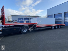 Pacton heavy equipment transport semi-trailer S3-001, Semi Lowbed - Tieflader