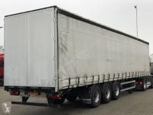 Tracon Uden SCHUIFZEIL - DAK / BPW-DISC semi-trailer used tautliner