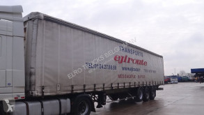 Semirremolque Semi Fruehauf TF34C13RB (SMB-AXLES / FREINS TAMBOURS / DRUM BRAKES / FRENCH TRAILER IN PERFECT CONDITION)