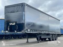 Trailer Schmitz Cargobull Semitrailer Curtainsider Standard tweedehands Schuifzeilen