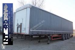 Pezzaioli Semirimorchio centinato coils usato semi-trailer used tautliner