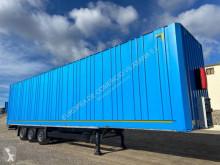 Návěs Schmitz Cargobull furgon paquetero dodávka nosič oděvů použitý