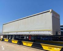 Semirimorchio Fruehauf RAMPA ABATIBLE trasporto macchinari usato