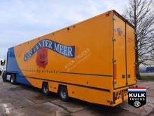 Semirremolque furgón Fruehauf BLOEMEN PLANTEN TRAILER RACE ZWANENHALS SEMI TRAILER
