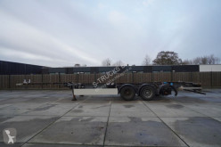 Trailer containersysteem Pacton CONTAINER TRAILER 1X BROKEN HUB