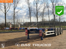 Trailer Carnehl CCS/HS Ausziehbar Extending Chassis 2x20-1x30-1x40 ft. tweedehands containersysteem