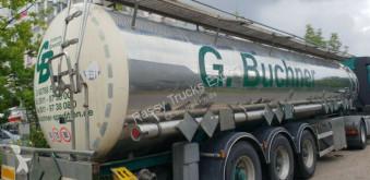 无公告半挂车 Chemie L4BH, 48.000 Liter, 4-Kamme, ADR, , GGVS 油罐车 二手