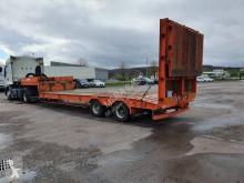 Semirimorchio Verem VPE2S38N trasporto macchinari usato