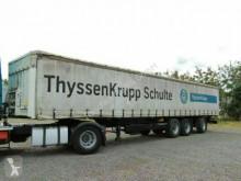 Krone Langmaterialtransporter*Pritsc semi-trailer used tarp