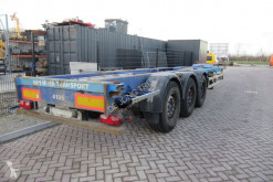 Trailer Renders ROC 12.27CC / MB Disc / 2x 20FT / 1x40FT /1x45FT tweedehands containersysteem