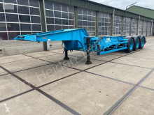Trailer Burg 20ft tankcontainer chassis tweedehands containersysteem