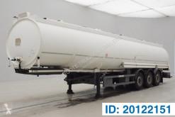 Acerbi Tank 40400 liter semi-trailer used tanker