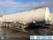Acerbi Tank 43500 liter semi-trailer used tanker