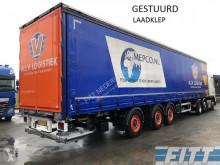 WebTrailer gestuurde schuifzeilen/schuifdak, ov klep 2,5T semi-trailer used tautliner