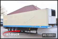 Semi remorque Schmitz Cargobull SKO24, Bi-Temp Vector 1850 MT, LBW, Doppelstock frigo occasion