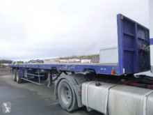 Castera semi-trailer used flatbed