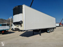 Krone SDR MULTI TEMPERATURA semi-trailer used multi temperature refrigerated